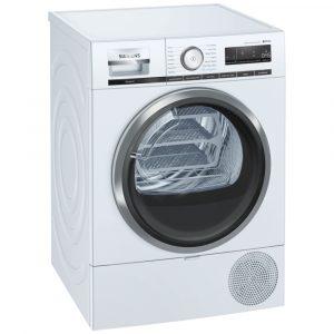 Siemens WT48XRH9GB 9kg IQ-500 Heat Pump Condenser Tumble Dryer – WHITE