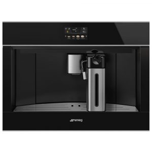 Smeg CMS4604NX Dolce Stil Novo Fully Automatic Built In Coffee Machine – STAINLESS STEEL