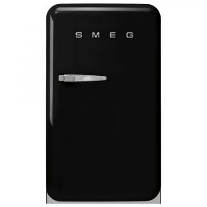 Smeg FAB10RBL2 Black Retro Refrigerator Right Hand Hinge – BLACK