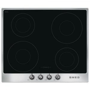 Smeg SI964XM 60cm Victoria Induction Hob – STAINLESS STEEL