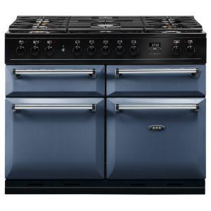 AGA Masterchef MDX110DFDAR Masterchef Deluxe 110cm Dual Fuel Range Cooker – DARTMOUTH BLUE
