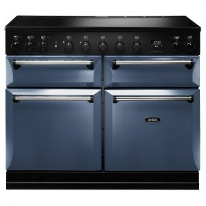 AGA Masterchef MDX110EIDAR Masterchef Deluxe 110cm Induction Range Cooker – DARTMOUTH BLUE