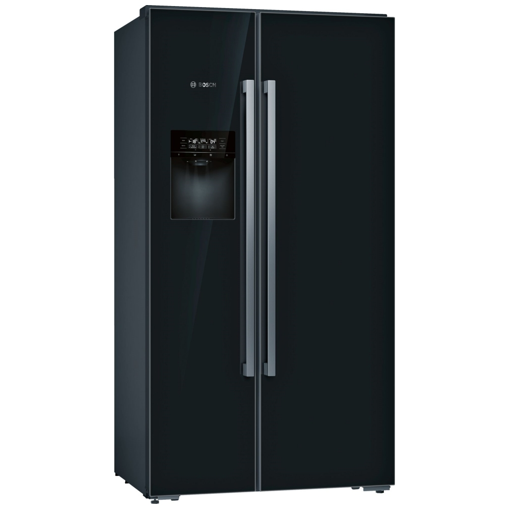Bosch KAD92HBFP American Style Fridge Freezer Ice & Water - BLACK