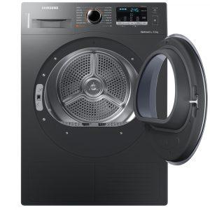 Samsung DV80M5010QX 8kg Heat Pump Condenser Dryer – GRAPHITE