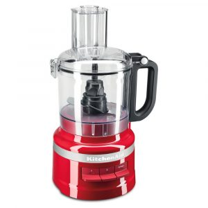 KitchenAid 5KFP0719BER Food Processor 1.7 Litre – EMPIRE RED