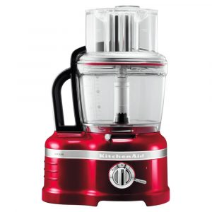 KitchenAid 5KFP1644BCA Artisan Food Processor 4.0 Litre – CANDY APPLE