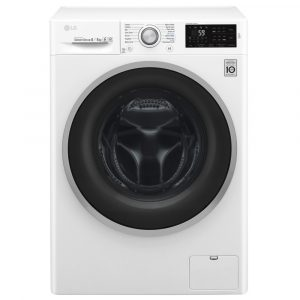 LG 8KG/5KG DIRECT DRIVE Washer Dryer – WHITE
