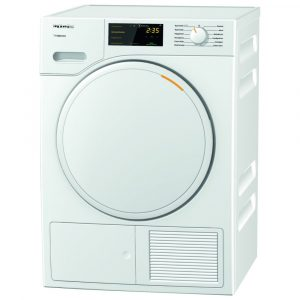 Miele TSB143WP 7kg Heat Pump Condenser Dryer – WHITE