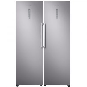 Samsung RR39M7140SA RZ32M7120SA Larder Fridge And Frost Free Freezer Pack – SILVER