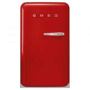 Smeg FAB10LRD2 55cm Retro Refrigerator Left Hand Hinge – RED