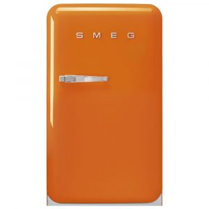 Smeg FAB10ROR2 55cm Retro Refrigerator Right Hand Hinge – ORANGE