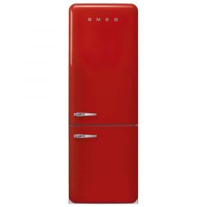 Smeg FAB38RRD 70cm Retro Frost Free Fridge Freezer Right Hand Hinge – RED
