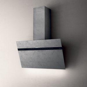 Elica ASCENT URBAN ZINC 90cm Decorative Chimney Hood – ZINC