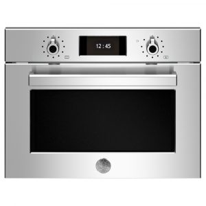 Bertazzoni F457PROMWTX Professional Series Built In Combination Microwave – STAINLESS STEEL