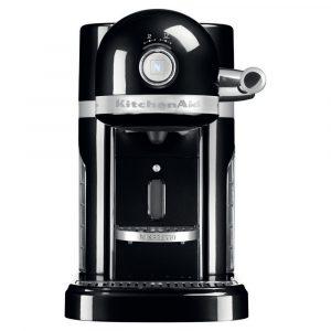 KitchenAid 5KES0503BOB/1 Freestanding Artisan Nespresso Coffee Machine – ONYX BLACK