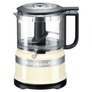 KitchenAid 5KFC3516BAC Mini Food Processor – ALMOND CREAM
