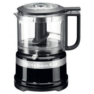 KitchenAid 5KFC3516BOB Mini Food Processor – ONYX BLACK