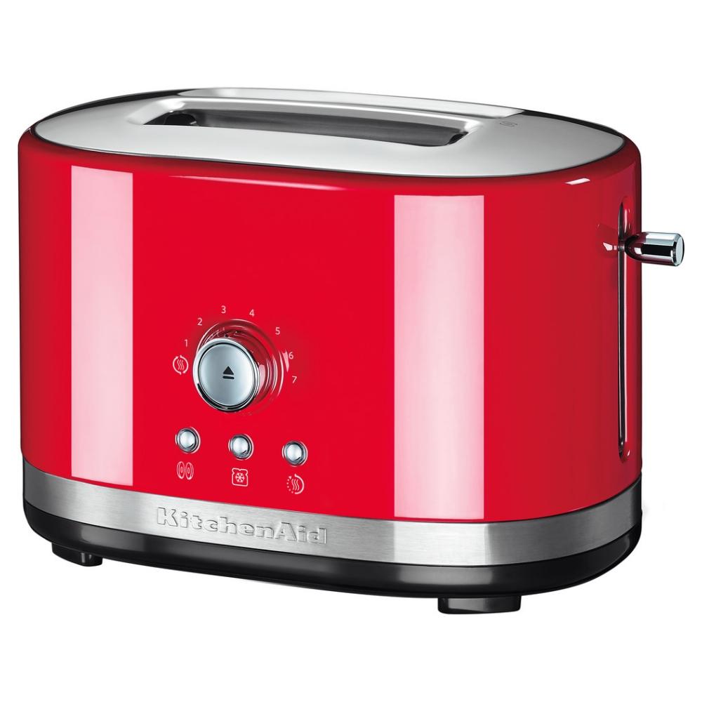 KitchenAid 5KMT2116BER 2 Slice Manual Control Toaster - EMPIRE RED