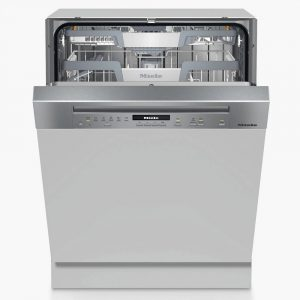 Miele G7100SCICLST 60cm Semi Integrated Dishwasher – STAINLESS STEEL