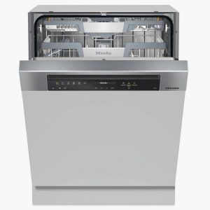 Miele G7310SCICLST 60cm Semi Integrated AutoDos Dishwasher – STAINLESS STEEL