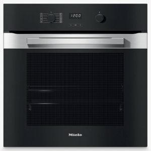 Miele H2860B PureLine Built In Single Oven – STAINLESS STEEL