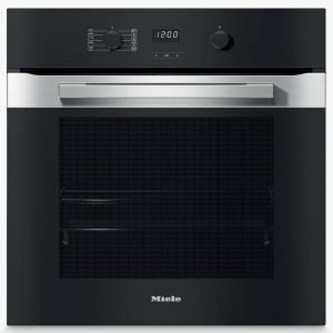 Miele H2860BP PureLine Built In Pyrolytic Single Oven – STAINLESS STEEL