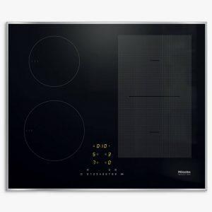 Miele KM7464FR 62cm 4 Zone PowerFlex Induction Hob – STAINLESS STEEL