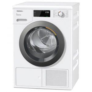 Miele TCF640WP 8kg Heat Pump Condenser Dryer – WHITE
