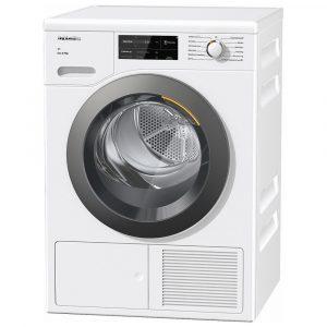 Miele TCJ660WP 9kg Heat Pump Condenser Dryer – WHITE