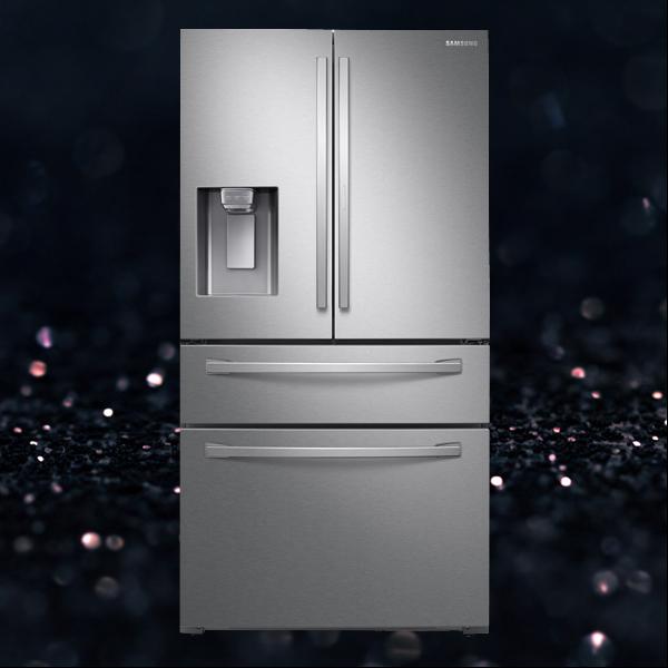 Samsung RF22R7351SR French style fridge freezer