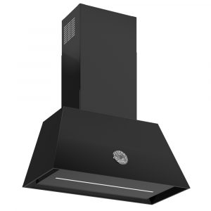 Bertazzoni KR70HER1NEDA 70cm Heritage Series Chimney Hood – BLACK