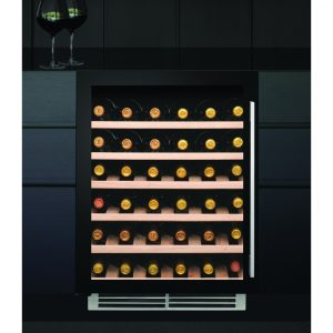 Caple WI6141-EX DISPLAY 60cm Undercounter Wine Cooler – BLACK