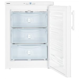 Liebherr GN1066 60cm Freestanding Undercounter Frost Free Freezer – WHITE