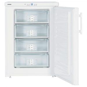 Liebherr GP1476 60cm Freestanding Undercounter Freezer – WHITE