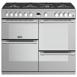 Stoves STERLING S1000GSS 10809 Sterling 1000mm Gas Cooker – STAINLESS STEEL