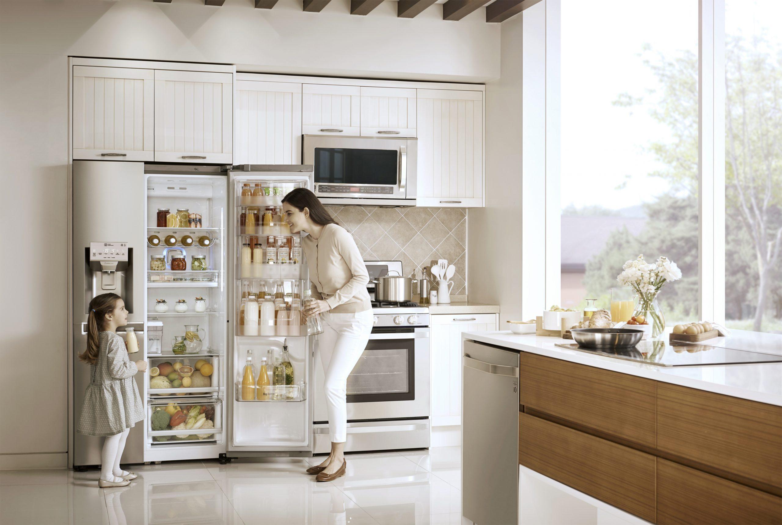 LG refrigeration
