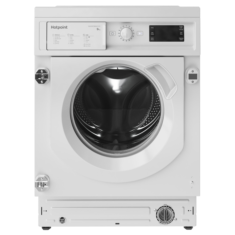 Hotpoint WMHG91484 9kg Fully Integrated Washing Machine