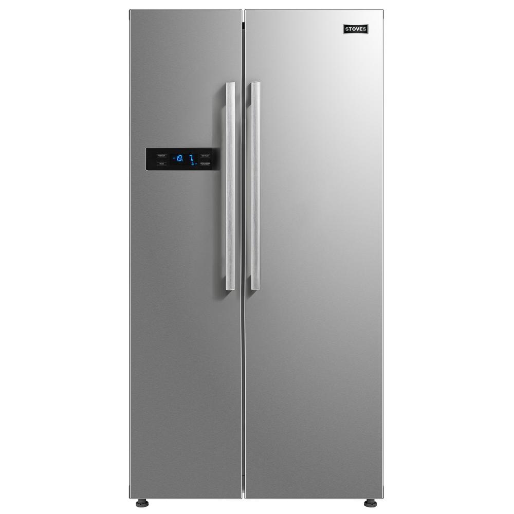 Stoves SXS909STA American Fridge Freezer Non Ice & Water - STAINLESS STEEL