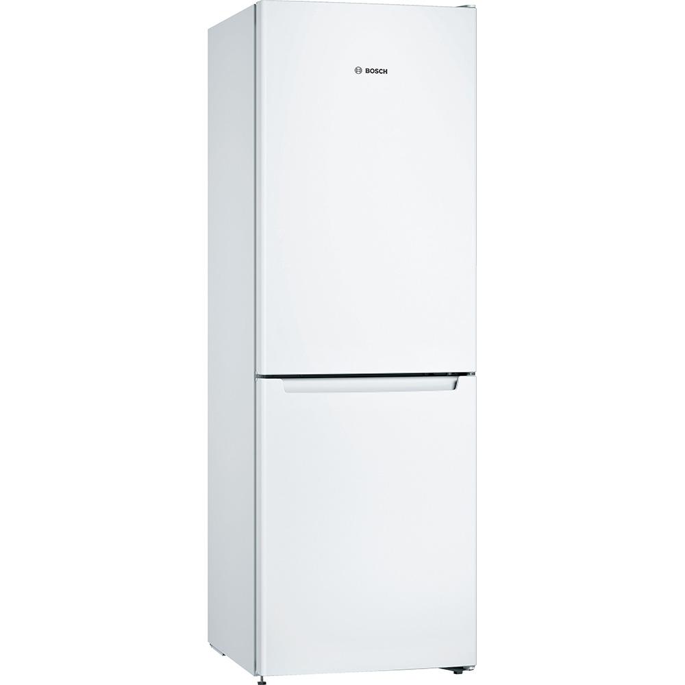 Bosch KGN33NWEAG 60cm Serie 2 Frost Free Fridge Freezer - WHITE