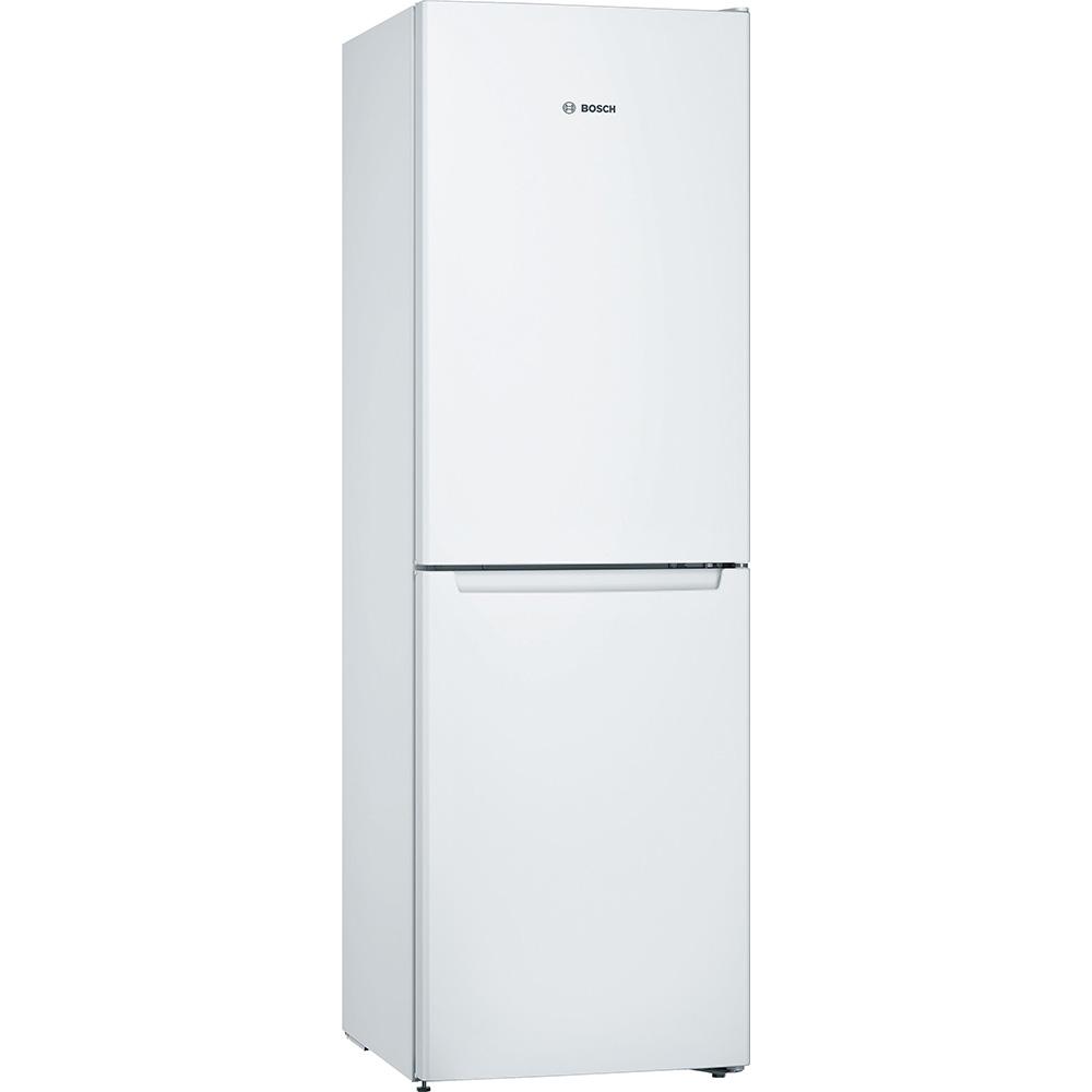Bosch KGN34NWEAG 60cm Serie 2 Frost Free Fridge Freezer - WHITE