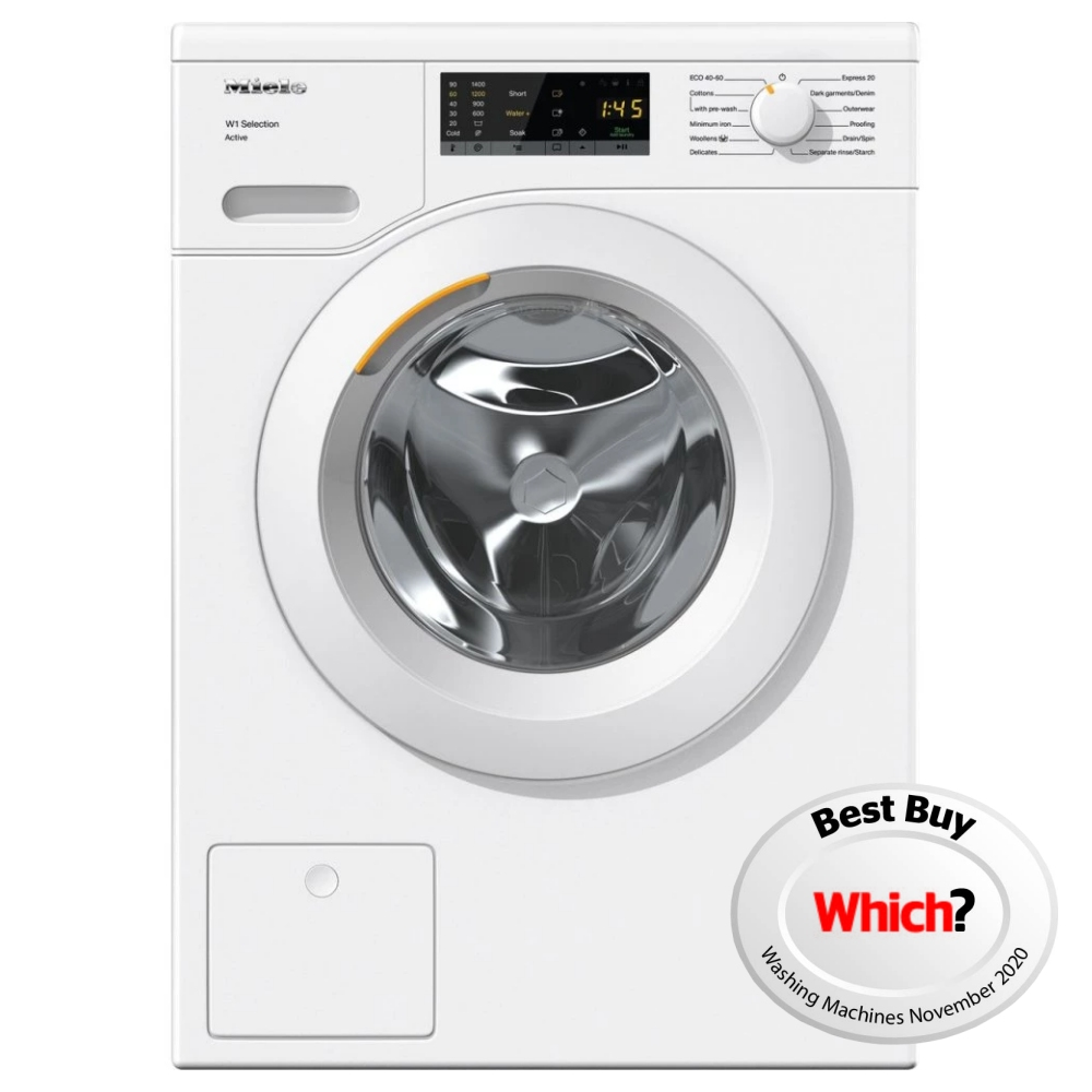 Miele WSA023 7kg Freestanding Washing Machine 1400rpm - WHITE