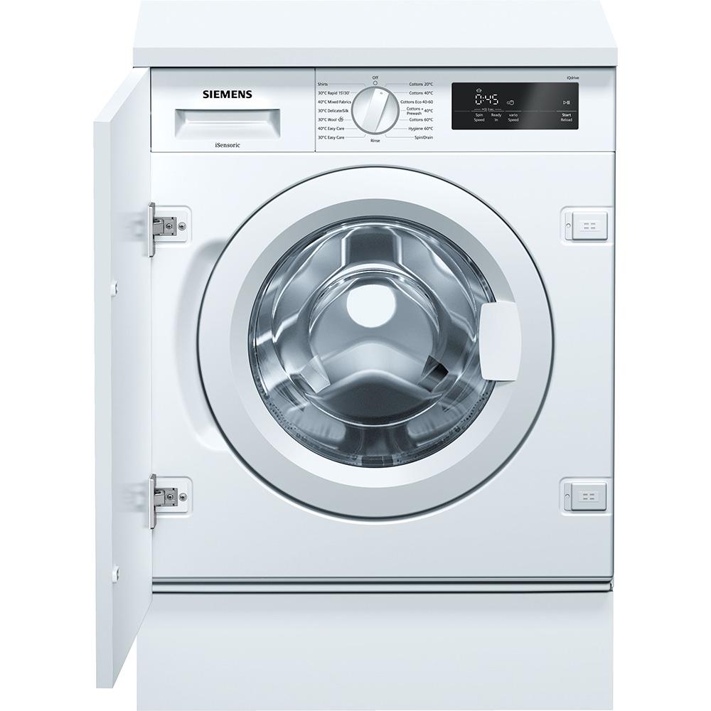 Siemens WI14W301GB 8kg IQ-500 Fully Integrated Washing Machine