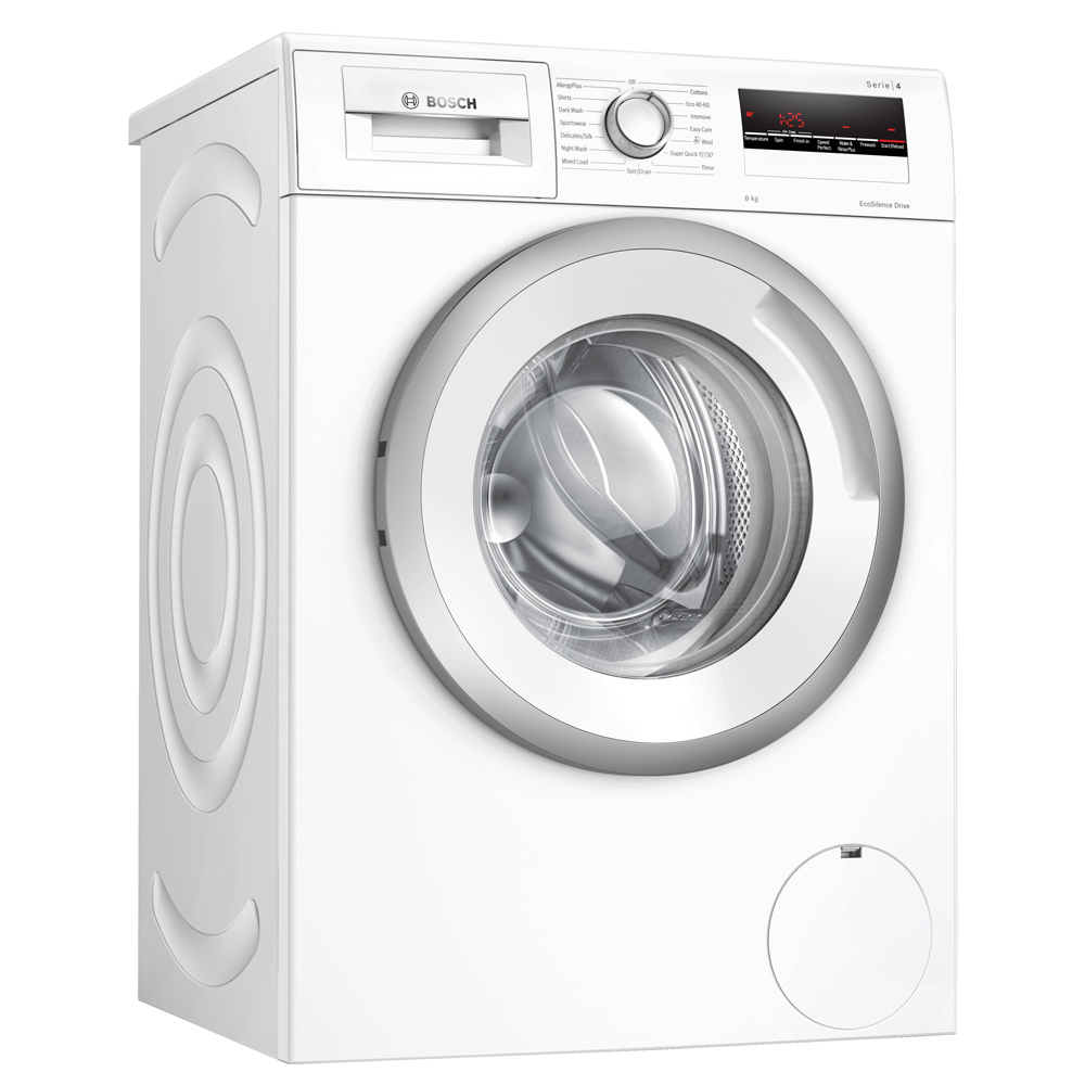 Bosch WAN24109GB 8kg Serie 4 Washing Machine 1200rpm - WHITE