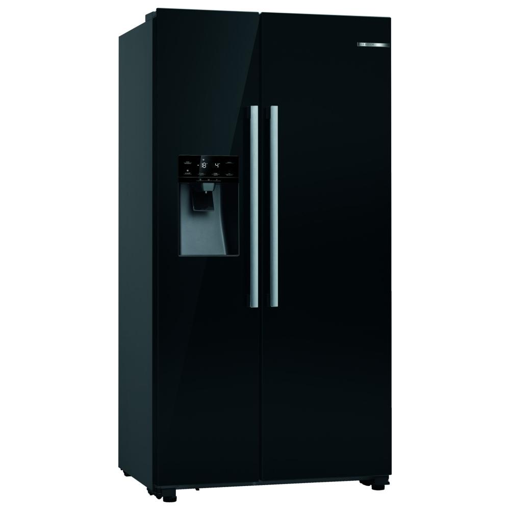 Bosch KAD93VBFPG American Style Fridge Freezer Ice & Water - BLACK