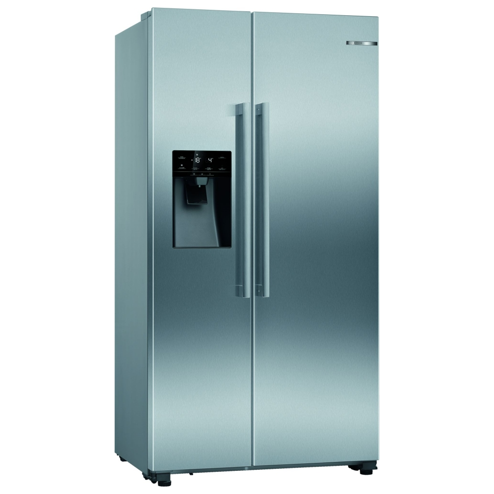 Bosch KAD93VIFPG American Style Fridge Freezer Ice & Water - STAINLESS STEEL