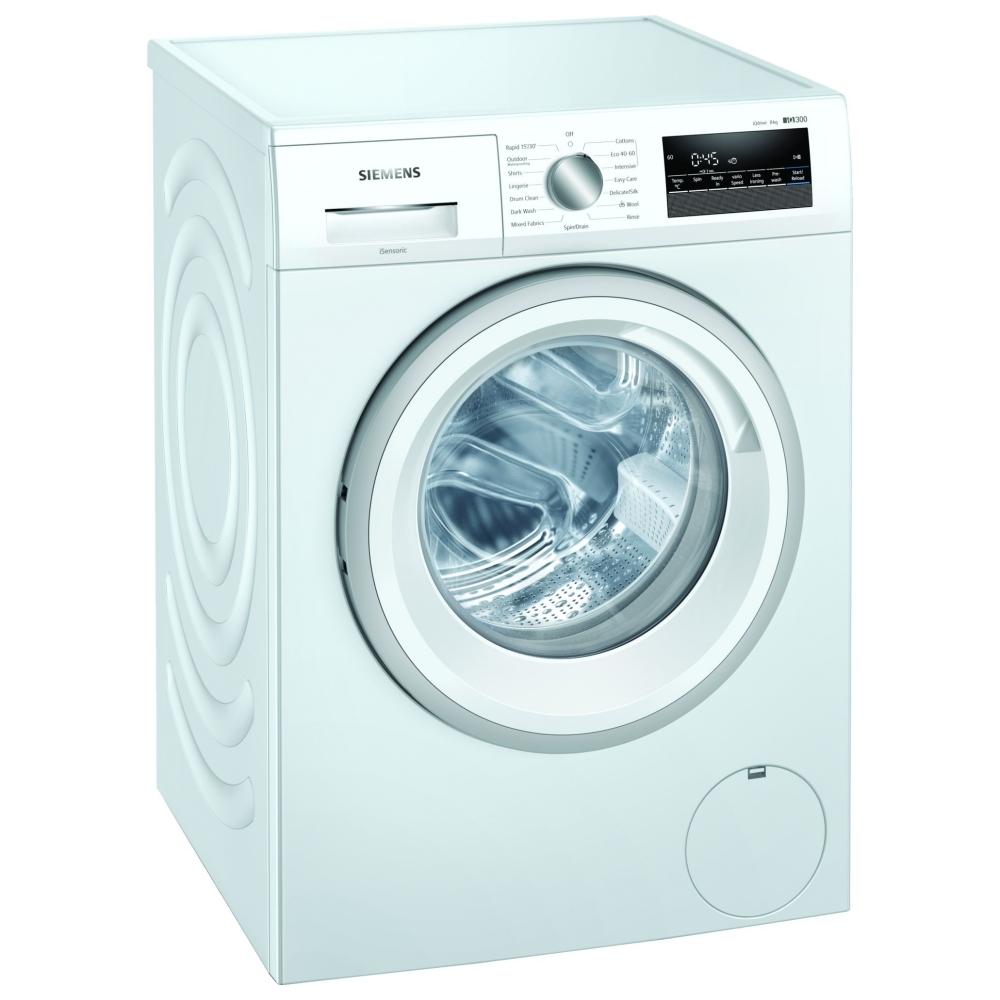 Siemens WM14N202GB 8kg IQ-300 Washing Machine 1400rpm - WHITE