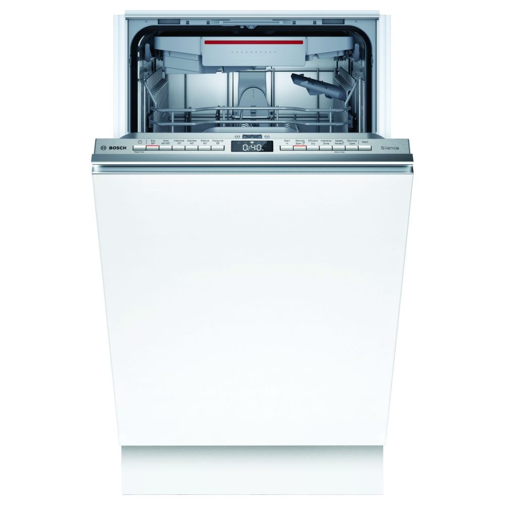 Bosch SPV4EMX21G Serie 4 45cm Fully Integrated Dishwasher