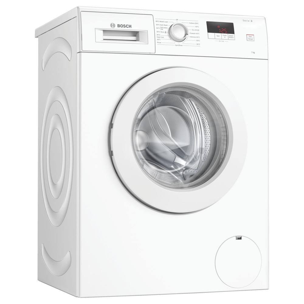Bosch WAJ28008GB 7kg Serie 2 Washing Machine 1400rpm - WHITE