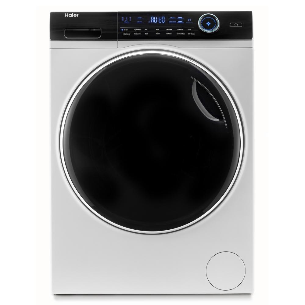 Haier HW100-B14979 10kg I-Pro Series 7 Freestanding Washing Machine 1400rpm - WHITE