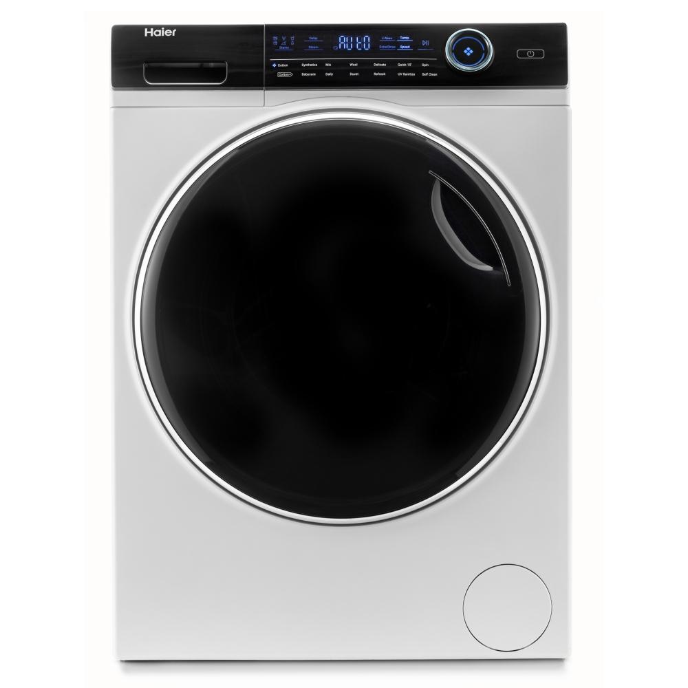 Haier HW120-B14979 12kg I-Pro Series 7 Freestanding Washing Machine 1400rpm - WHITE